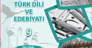 9.sınıf Türk Dili ve Edebiyatı MEB Kitabı