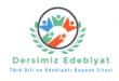 Cumhuriyet Dönemi Türk Edebiyatı - 8