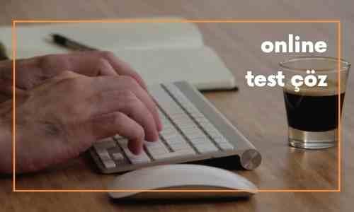 9.Sınıf Türk Dili ve Edebiyatı - 1. Ünite - Dilin Kullanımından Doğan Türleri-Online Test-2